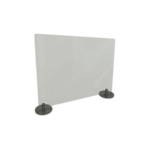 Ghent acrylic freestanding barrier