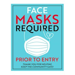 face mask signs link